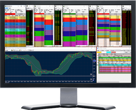 Monitor PPro8 Software