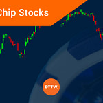 How to Day Trade Blue-Chip Stocks (and Find News on Them)