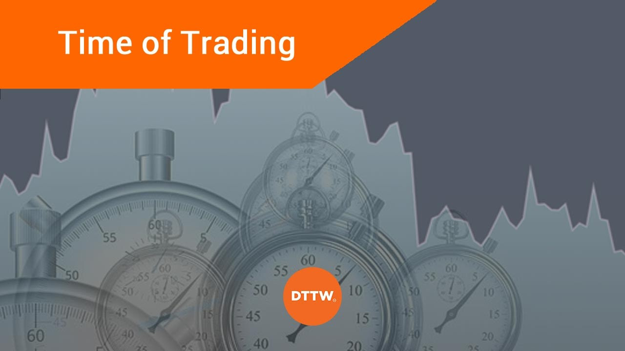 time of trading